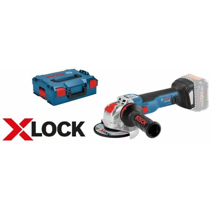 BOSCH X-LOCK Meuleuse sans fil GWX 18V-10 dans L-BOXX   sans batterie sans