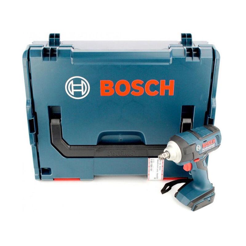 Bosch GDS 18 V-EC 250 - Clé à choc Li-Ion 18V (machine seule) dans L-Boxx