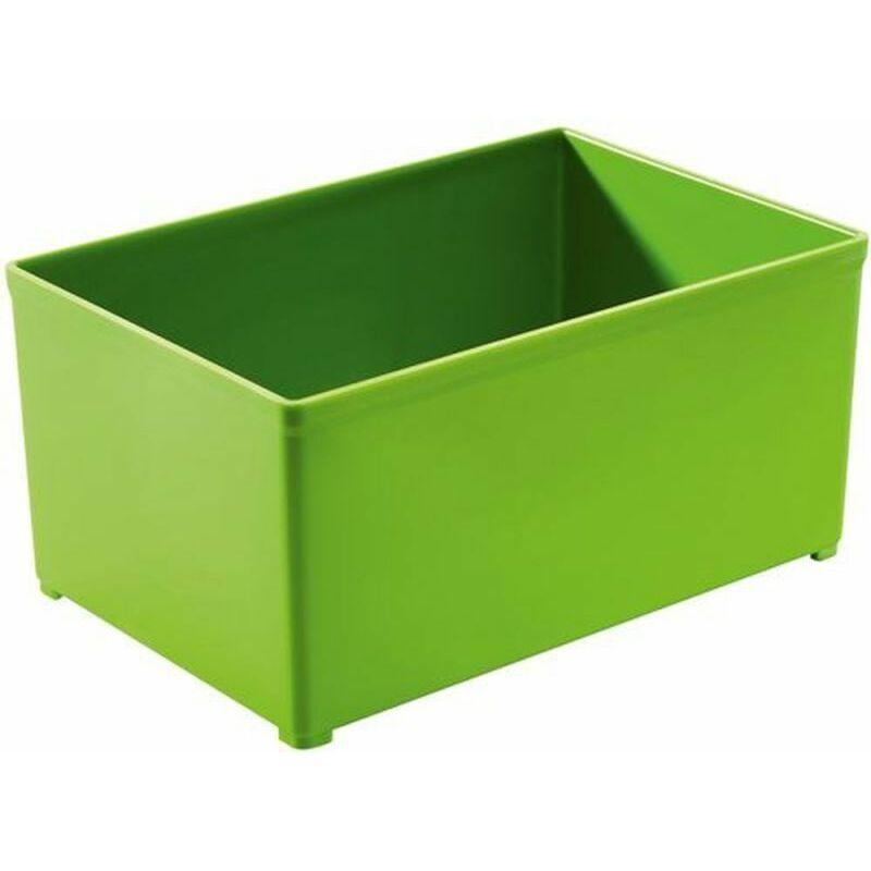 Festool Zb Vbm - Casiers vert BOX 98 x 147 x 71 mm SYS1 TL - 2 pièces