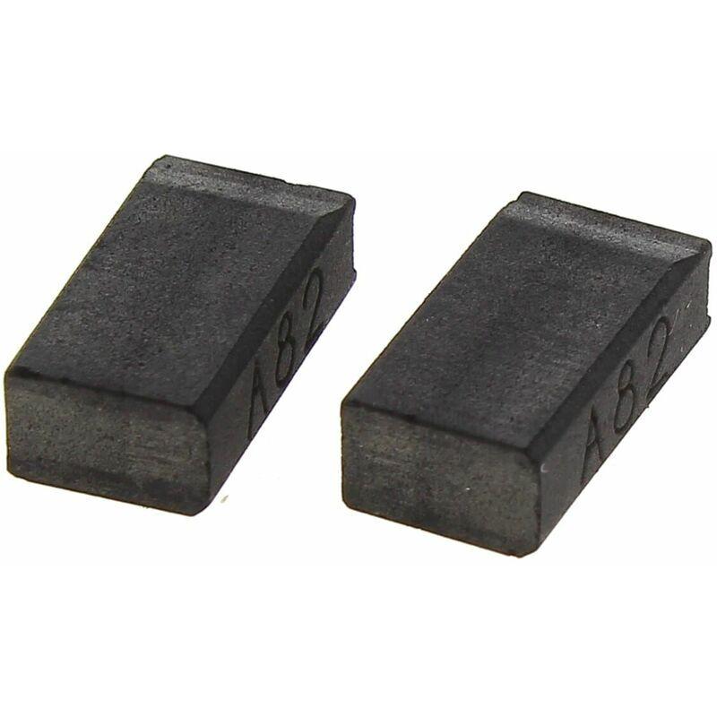 BOSCH Charbons 5x8x15 par 2 pour Scie sauteuse Bosch, Scie electrique Bosch