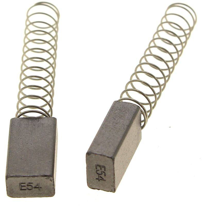 BOSCH Charbons 8x5 (par 2) pour Taille-haie Bosch, Ponceuse Bosch, Scie sauteuse Bosch