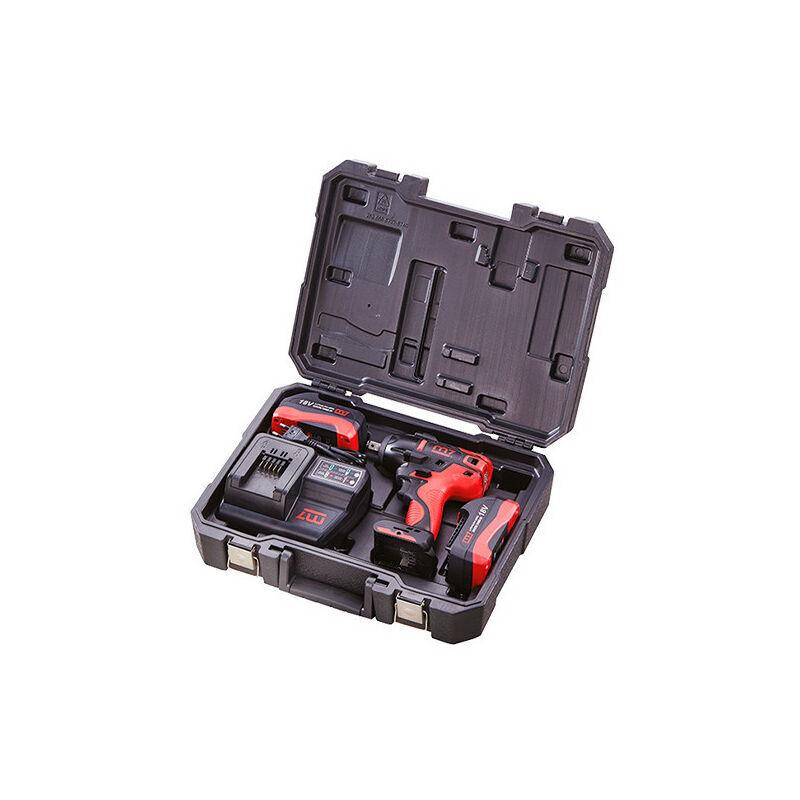 M7 Coffret clé à choc compacte 1/2 sans fil DW401 - 18 V 5 Ah - 813 Nm - Avec
