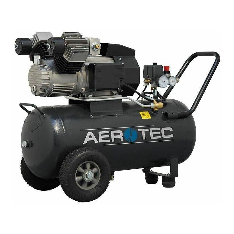 Banyo - compresseur a piston AEROTEC 430-50 PRO 230 Volt avec 10 bar et 50 l