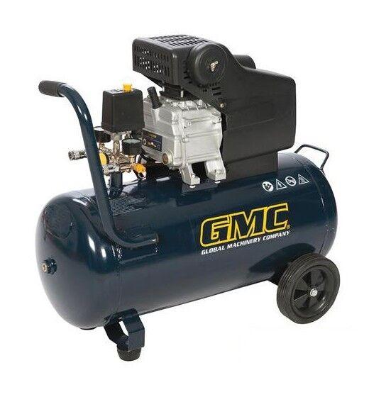 GMC Compresseur d'air 2 Cv, 50 L GAC1500 270120 - - - GMC