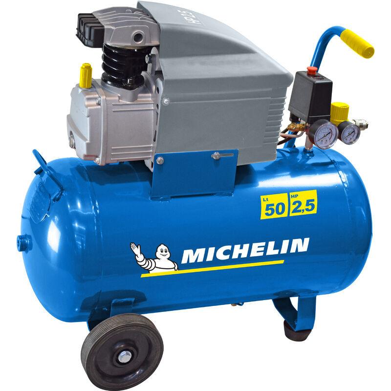 MICHELIN Compresseur Michelin 50 Litres 2 CV coaxial