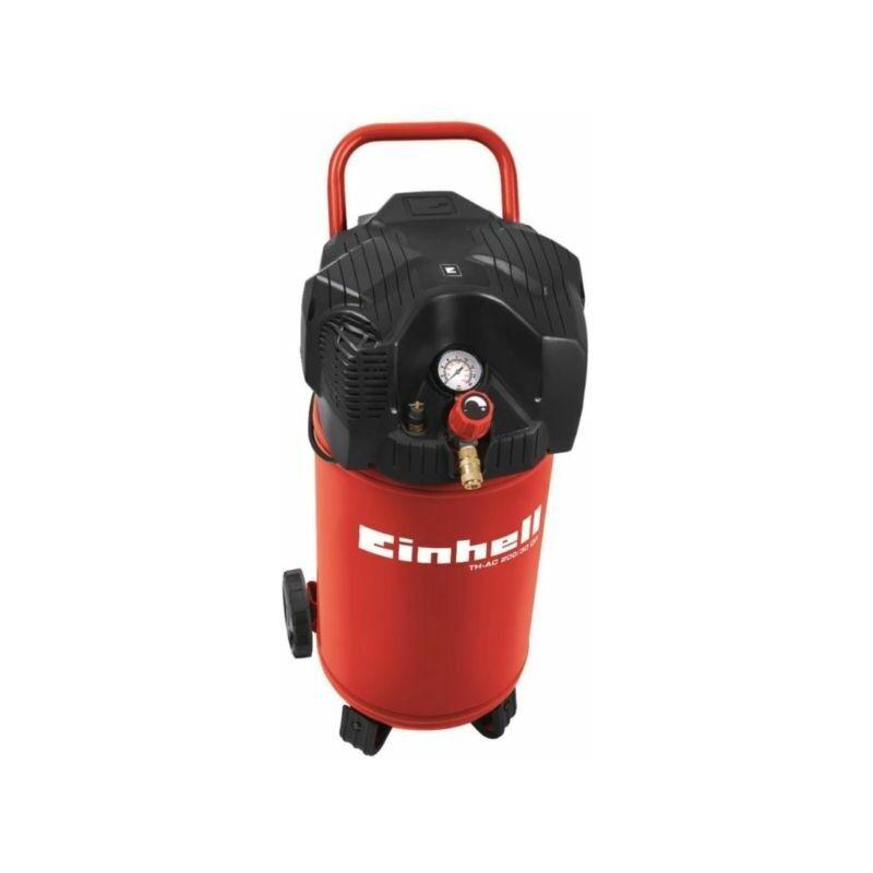 EINHELL TC-AC 200/30 - Compresseur d'air - 1100W - 8 bar - 30L - Einhell