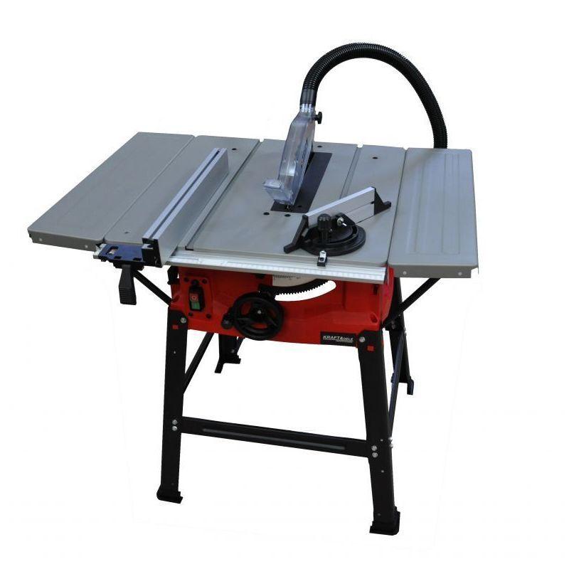 HUCOCO DCRAFT   Scie sur table 2800W 5000 tr/min   Scie coupe