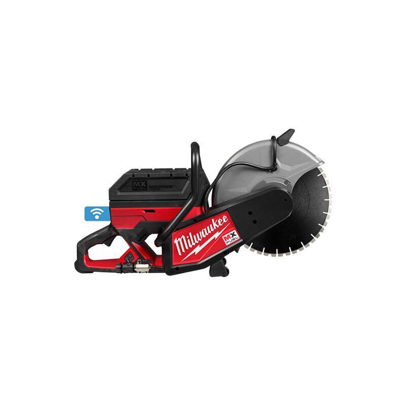 MILWAUKEE Découpeuse à béton 350 mm MX Fuel COS350 MILWAUKEE - batterie + chargeur +