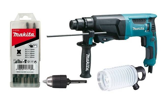 MAKITA Perforateur MAKITA SDS-Plus 720W 23 mm - HR2300X9
