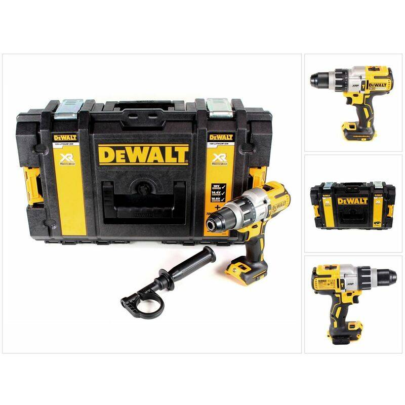 DeWalt DCD 996 NT Perceuse visseuse à chocs sans fil 18V 95Nm Brushless +