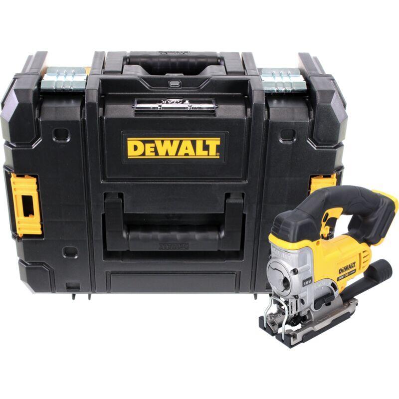 DeWalt DCS 331 NT 18V XR Li-Ion Scie sauteuse sans fil + Coffret TSTAK