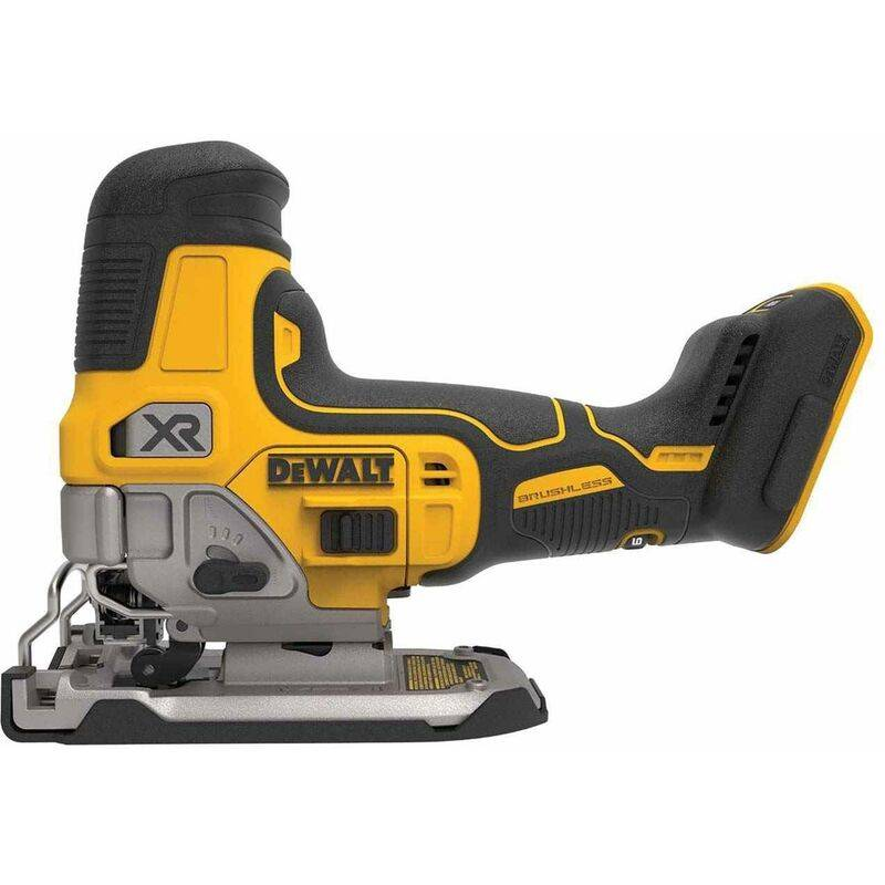 DeWALT DCS335N - Scie sauteuse Li-Ion 18V XR (machine seule) - 135mm - variable