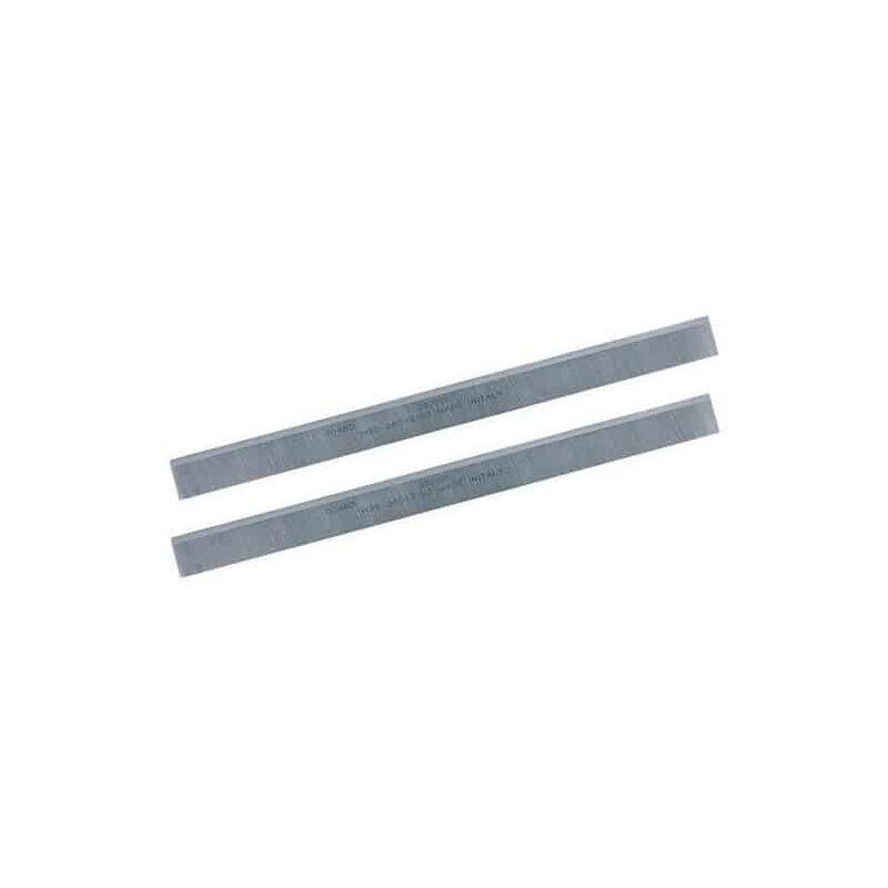 DEWALT Lot de 2 fers de raboteuse 260mm HSS – DE7333
