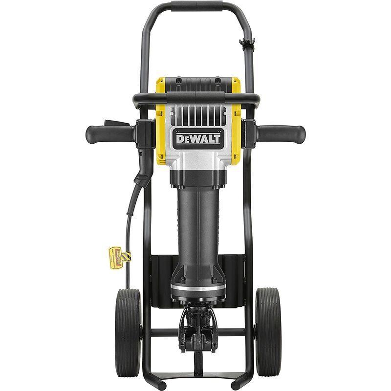 DEWALT Démolisseur - 30 kg - Chariot - 2100 W - Systeme AVC - DEWALT, D25981K-QS