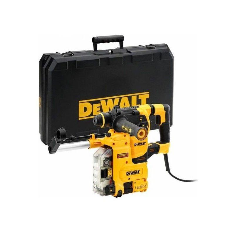 DEWALT D25335K-QS. Perforateur burineur SDS-plus 980Watts Dewalt mandrin à changement