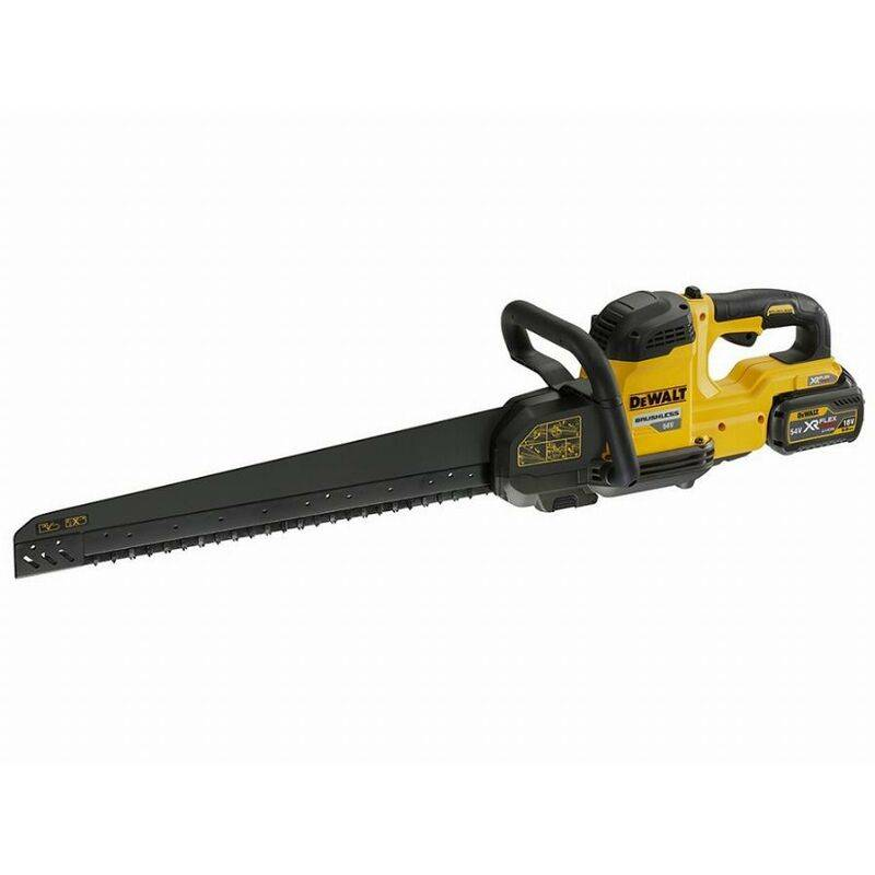 DEWALT Scie alligator DEWALT - FLEXVOLT - 300 mm - 54 V XR - 2 Batteries 54V 6.0Ah,