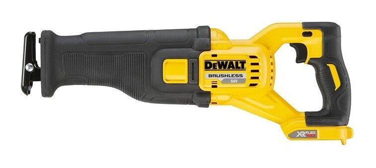 DEWALT Scie sabre DEWALT - FLEXVOLT - 54 V XR - Sans batterie, ni chargeur - DCS388N