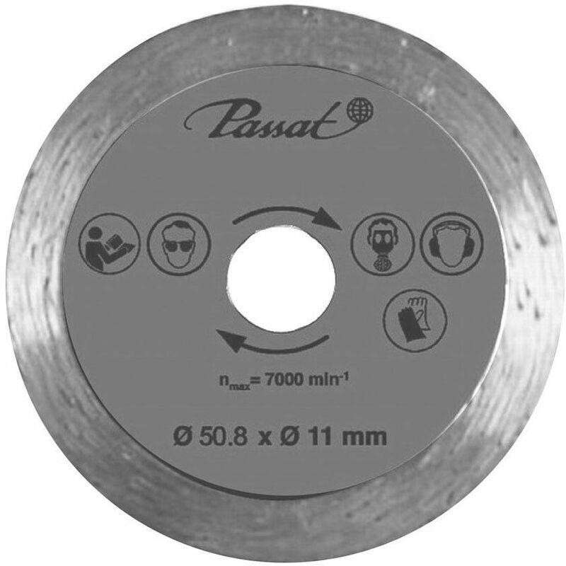 PASSAT OUTILLAGE Disque diamant pour mini-scie circulaire