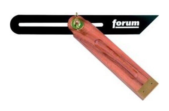 FORUM Fausse équerre de précision, Long. : 250 mm