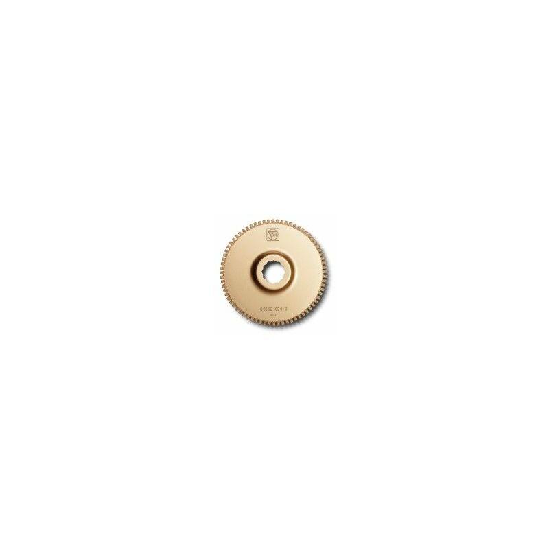 FEIN Lame à concrétion carbure avec denture ouverte - 63502189010 - Fein