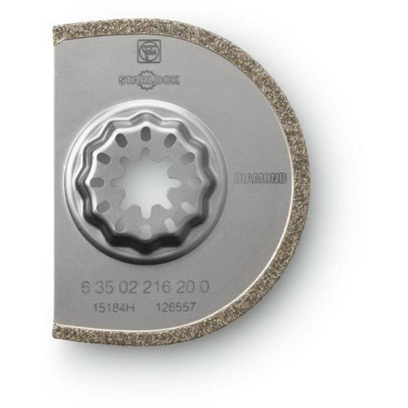 FEIN Lame de scie diamantée 75 mm Fein 63502216210