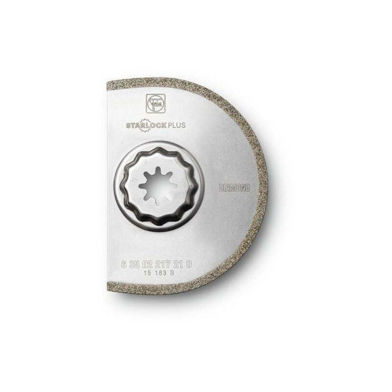 FEIN 63502217210 Diamant Lame de scie segmentée 1.2 mm 90 mm 1 pc(s) W746941 - Fein