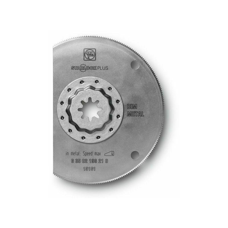 FEIN Lame de scie HSS Ø100x0,7mm, 5 pce - 63502196230 - Fein