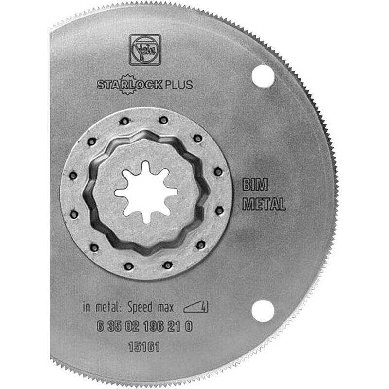 FEIN Lame de scie HSS 100 mm Fein 63502196210