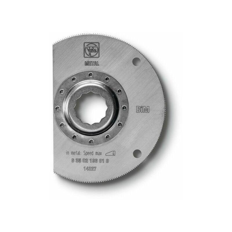 Fein Lame de scie segment Ø100 mm, 1 pce - 63502196010