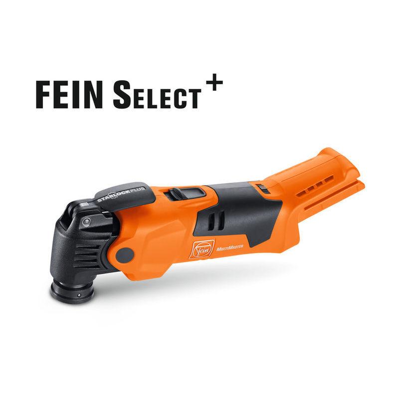 FEIN Multimaster oscillant 18V FEIN - sans batterie ni chargeur - en coffret