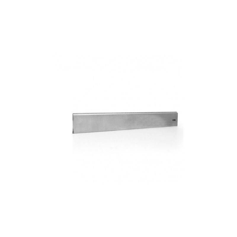 Forézienne - Fer de dégauchisseuse/raboteuse carbure 410 x 25 x 2,5 mm (le fer)