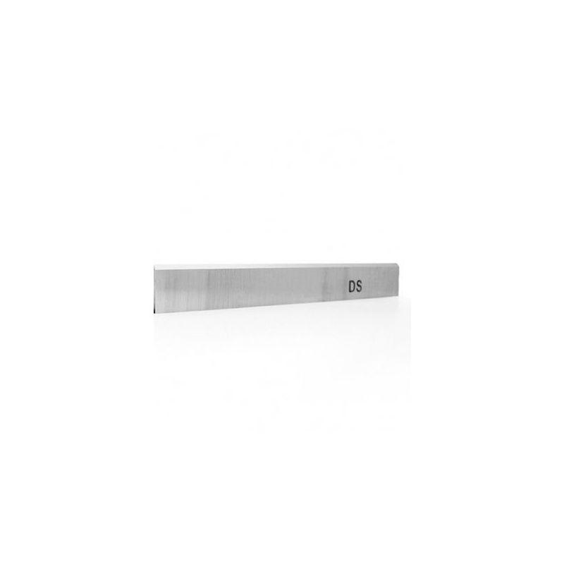 Forézienne - Fer de dégauchisseuse/raboteuse en acier DS 260 x 20 x 3 mm (le