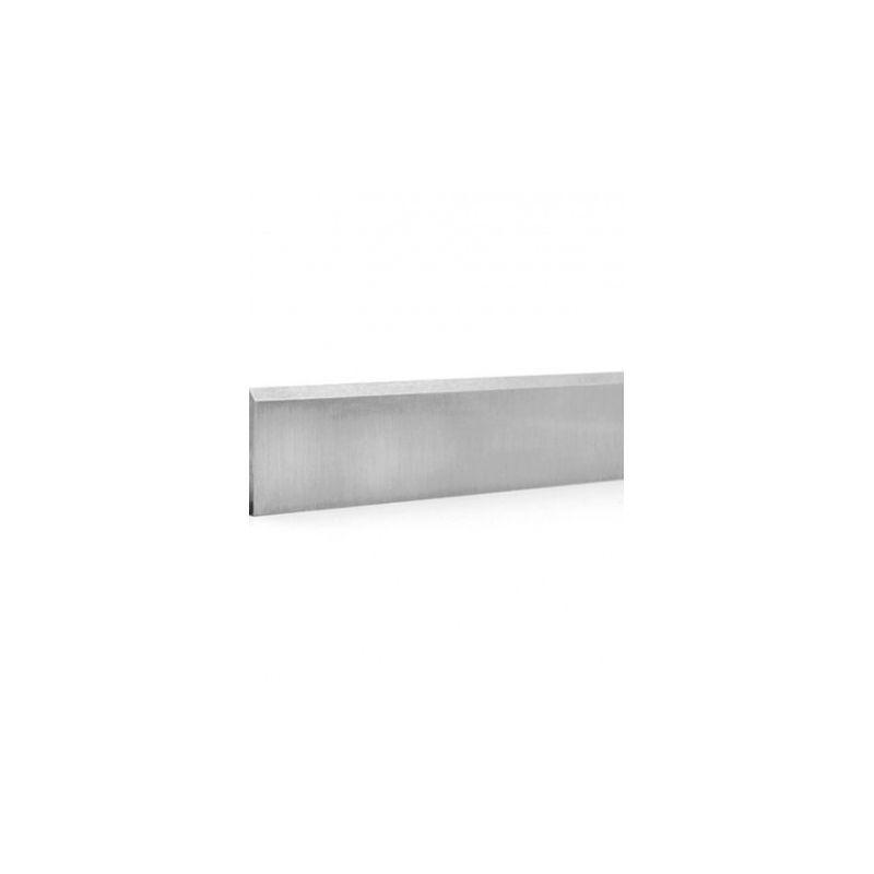 Forézienne - Fer de dégauchisseuse/raboteuse en acier HSS 18% 500 x 30 x 2,5 mm