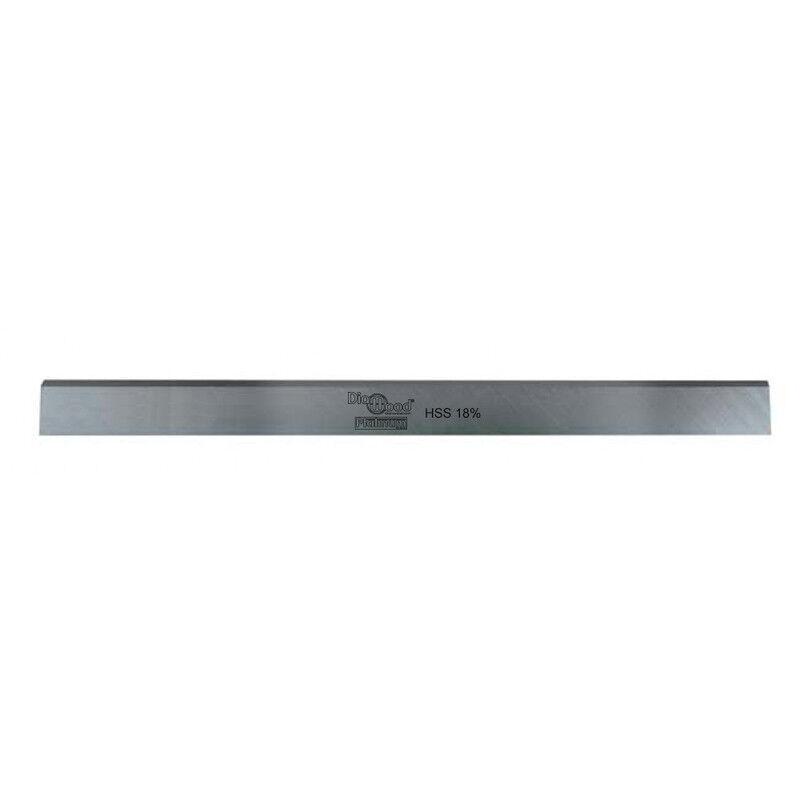 Diamwood Platinum - Fer de dégauchisseuse/raboteuse PRO 410 x 25 x 2.5 mm acier