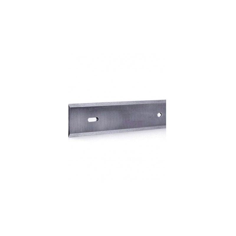 Forézienne - Fer de dégauchisseuse/raboteuse reversible HSS 18% 150 x 19 x 1 mm