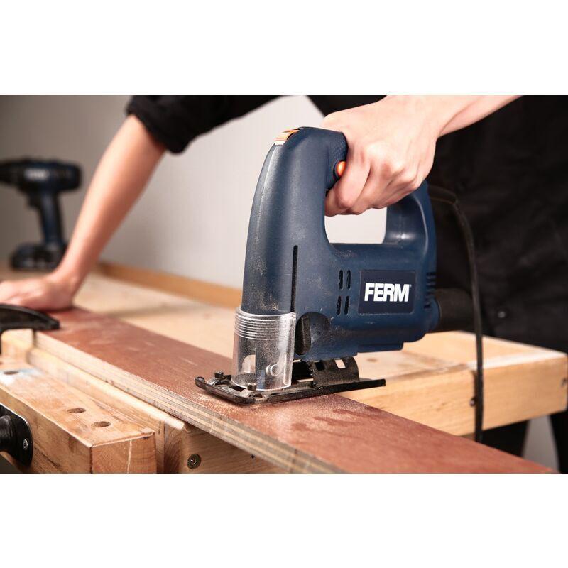FERM JSM1023 Scie sauteuse 570W - Ferm