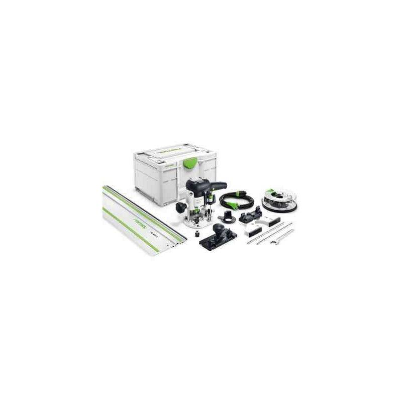 FESTOOL Défonceuse OF 1010 EBQ-Set+Box-OF-S   576539 - Festool