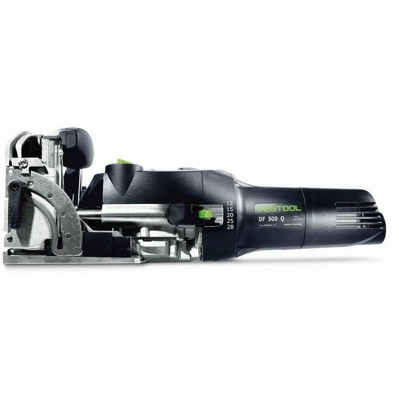 FESTOOL Fraiseuses FESTOOL DOMINO DF 500 Q-Set - 420W - 574427