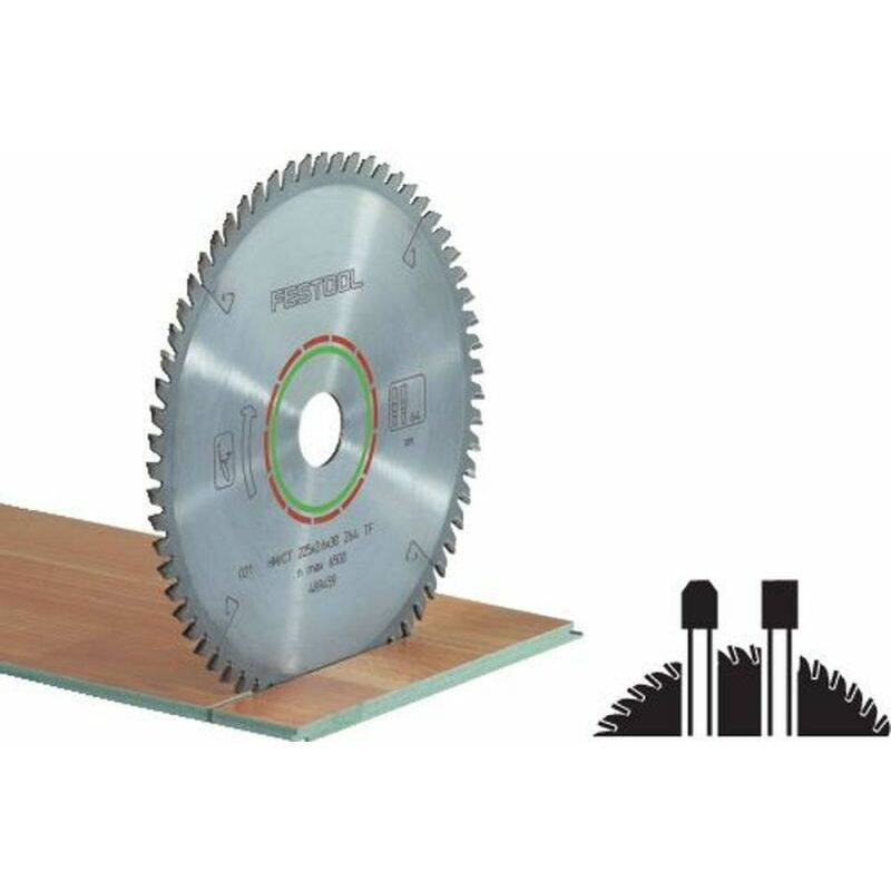 Festool Lame de scie spéciale 216x2,3x30 WZ/FA60 - 500123