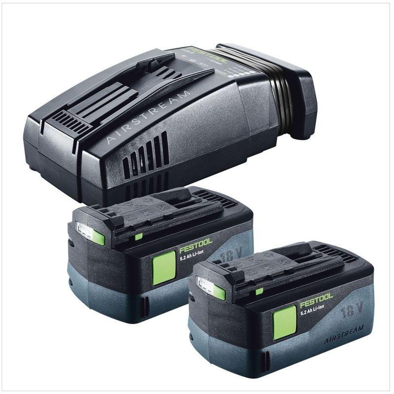 Festool PSBC 420 Li 5,2 EB-Basic CARVEX Scie sauteuse sans fil + Boîtier