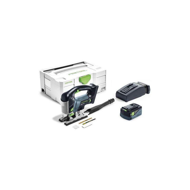 Festool Scie sauteuse sans fil PSBC 420 Li 5,2 EBI-Plus CARVEX - 575679