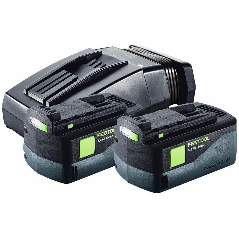 Festool TSC 55 REB-Li Scie plongeante sans fil 18 / 36 V + Systainer + 2x
