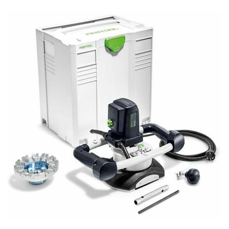 FESTOOL Fraiseuse de rénovation FESTOOL RG 150 E-Set DIA HD RENOFIX
