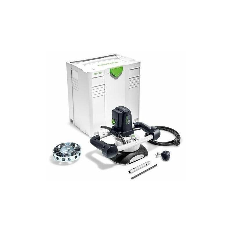 Festool Fraiseuse de rénovation RG 150 E-Set SZ RENOFIX - 768984