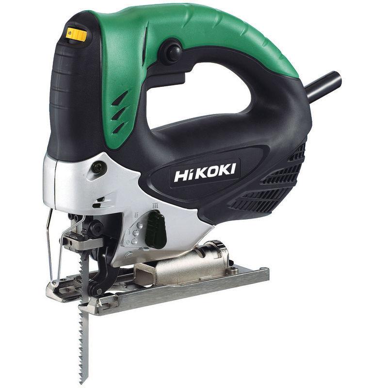 HIKOKI Scie sauteuse pendulaire 90mm 705W, vit à vide 850-3000tr/min, poignée en D