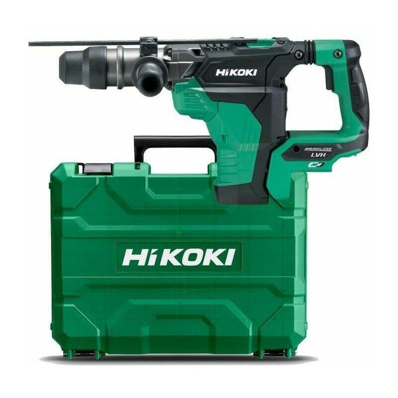 Hikoki - Perforateur Burineur Brushless 40 mm SDS Max Multi Volt 36V Li-ion