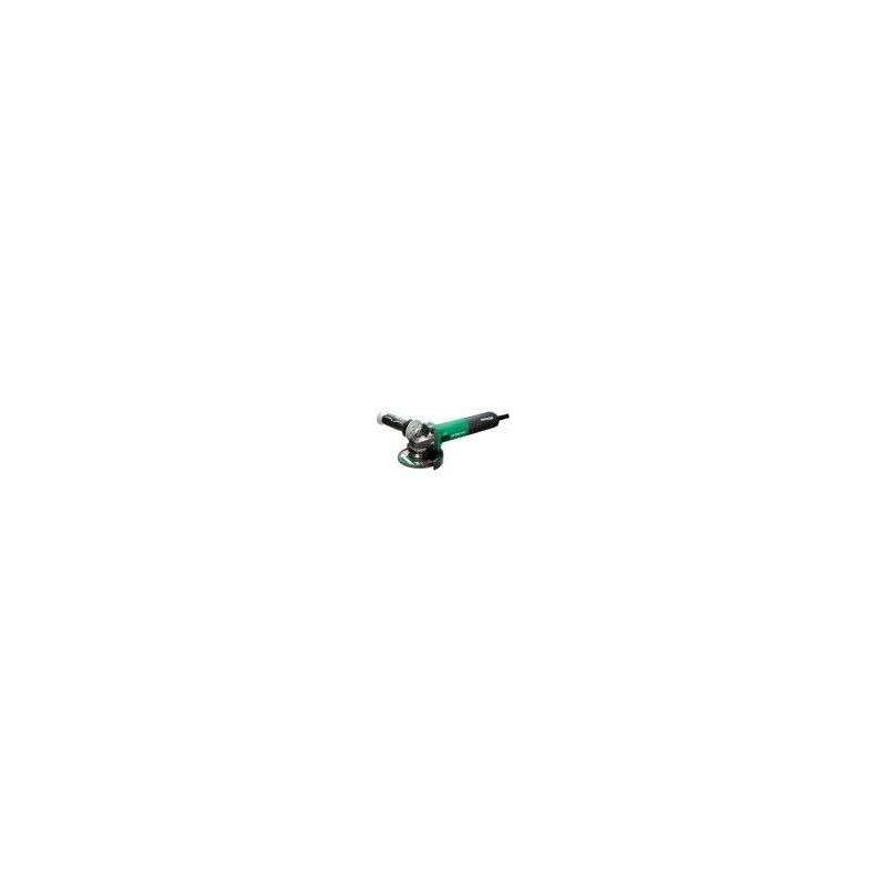 HIKOKI (HITACHI) Meuleuse Diam. 125 1320W 2800 10000 Trs/Min Brushless Vit. Var. Carton Hikoki