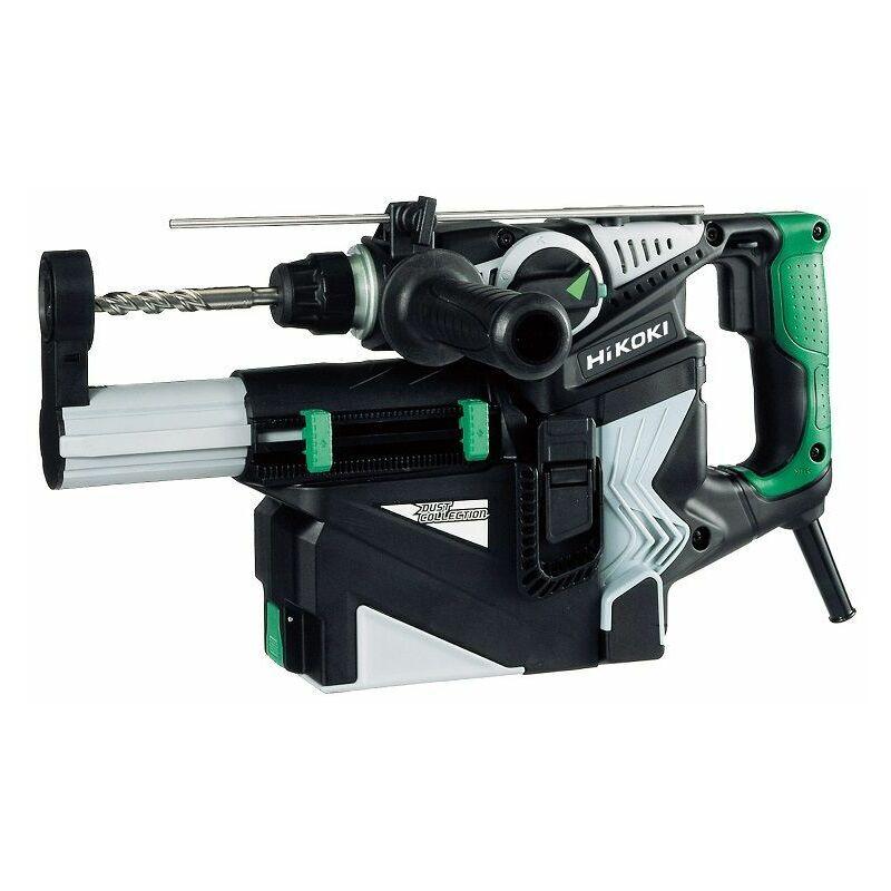HiKOKI Marteau de perçage et burinage 28mm, 720W, 3,5 Joule DH28PD - DH28PDWSZ