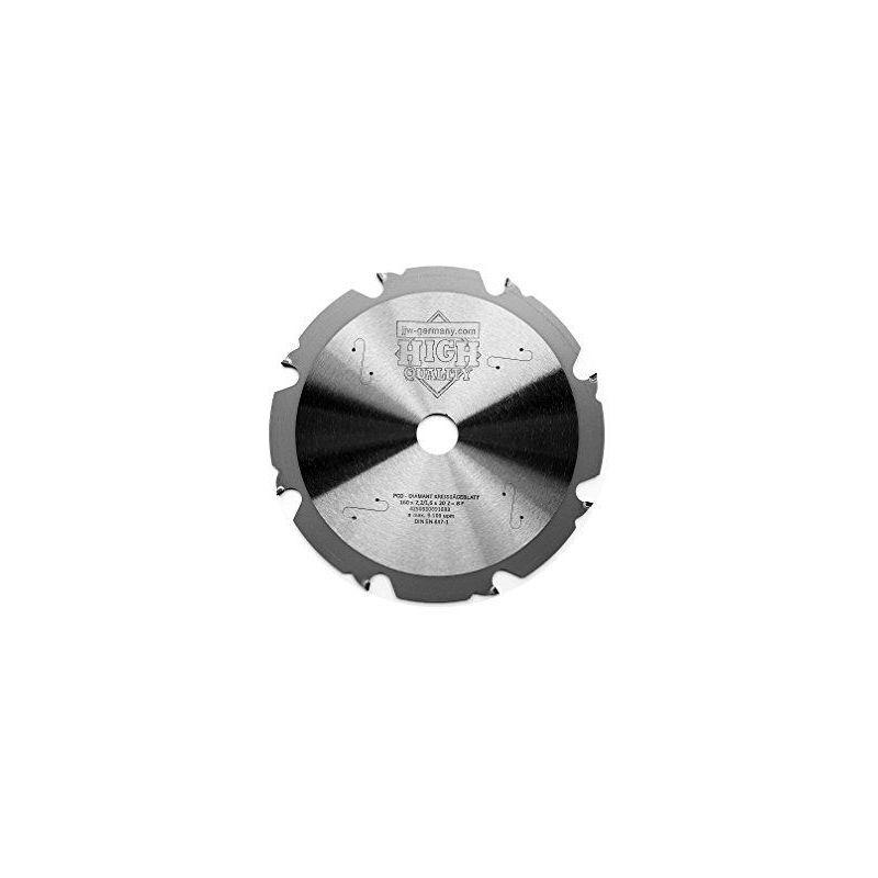 JJW-GERMANY jjw Diana-Allemagne-PKD Diamant Lame de scie circulaire 160x 20Z = 8fl Low