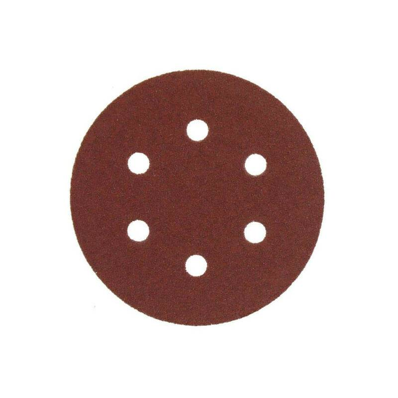 AEG Kit 5 disques abrasifs AEG grain 60 150mm 4932430455